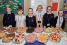 Kilwinning - Blacklands Primary School - Fairtrade Cafe