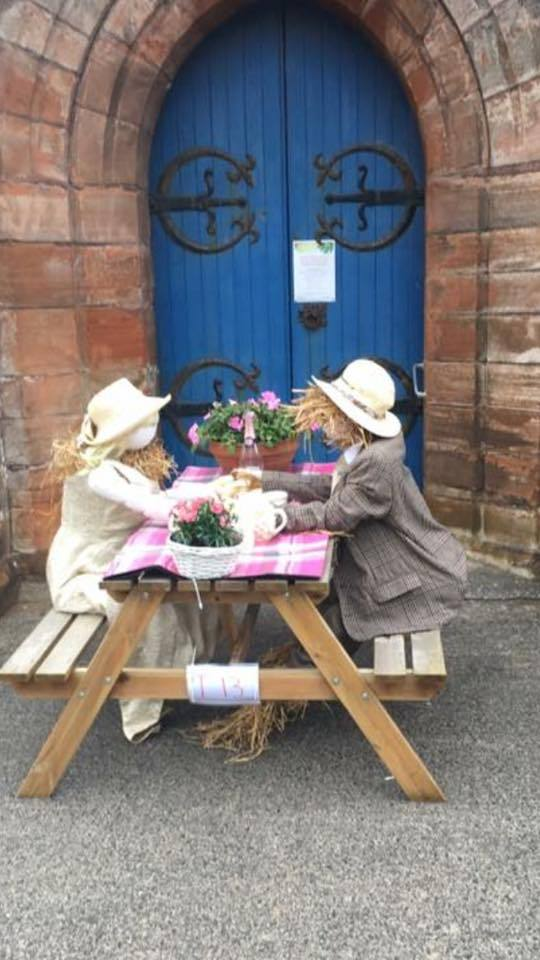 West Kilbride scarecrows are coming back.