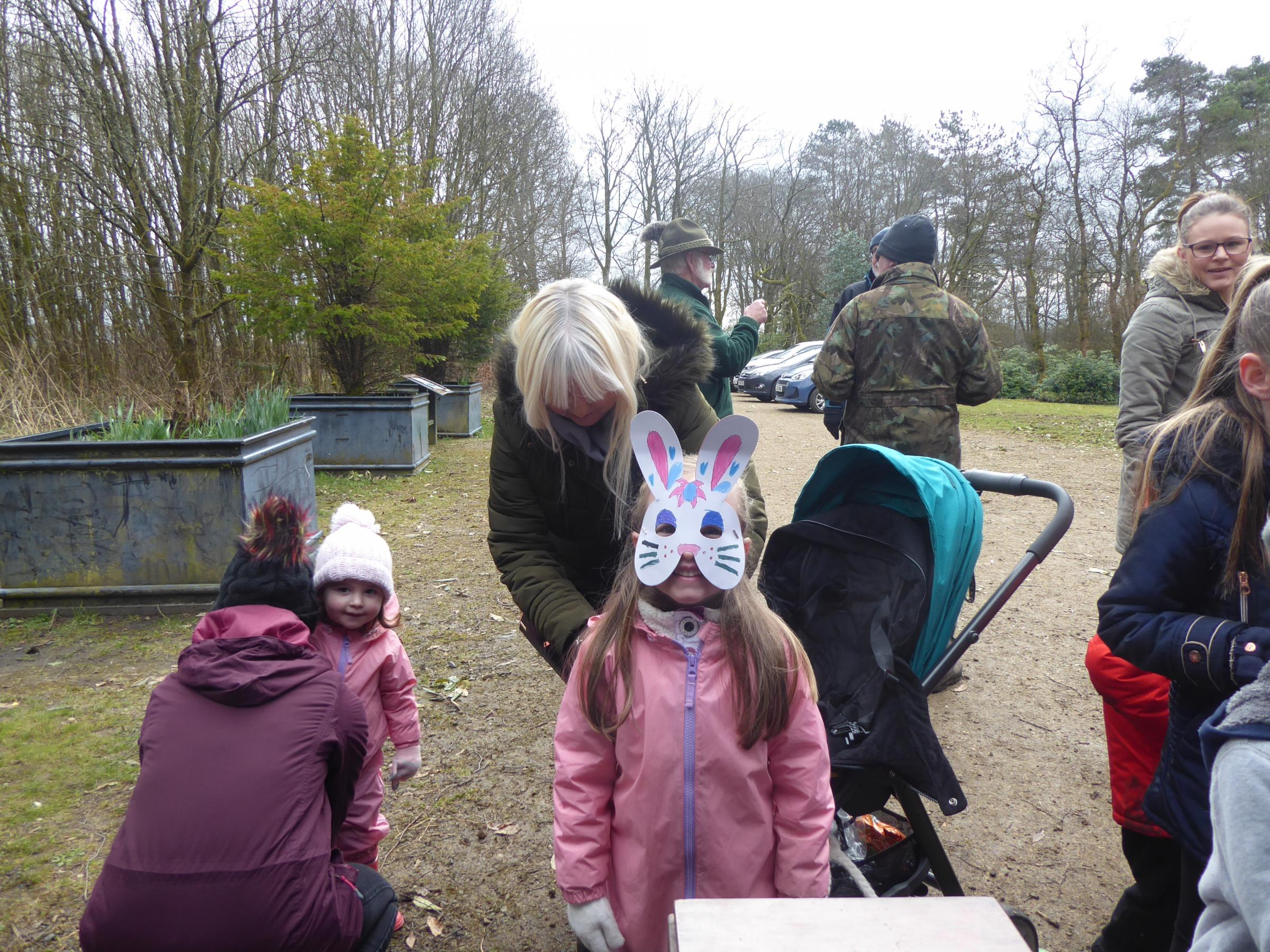 Beith egg hunt success