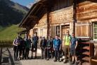Scouts enjoy trip to Switzerland