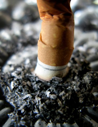 Anti-smoking advice for young people in North Ayrshire