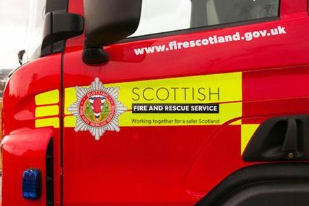 Pensioner dies in house fire