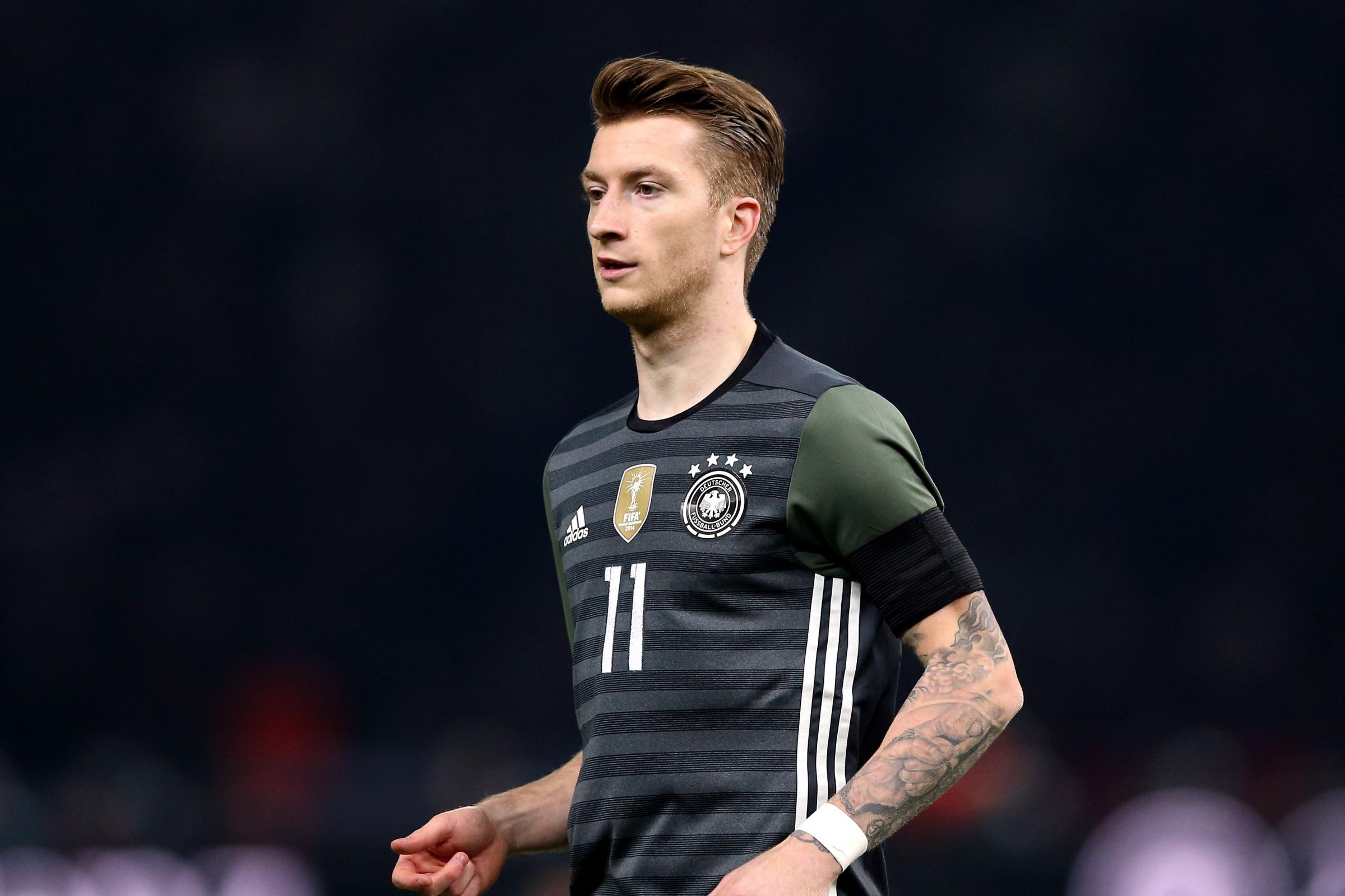 Marco Reus played well against France.
