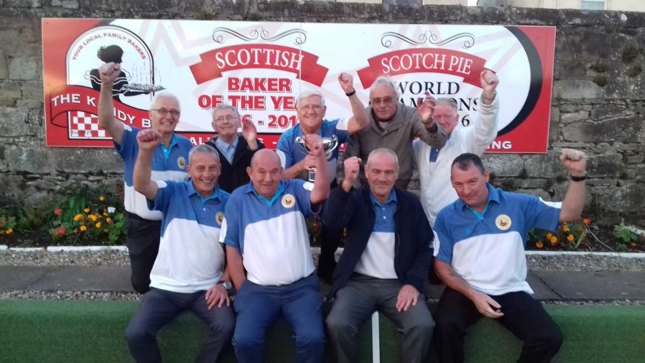 Bowlers compete in their own 'Ryder Cup'