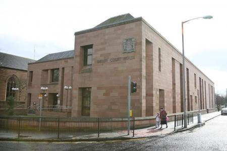 Saltcoats pervert behind bars after claim he breached an order