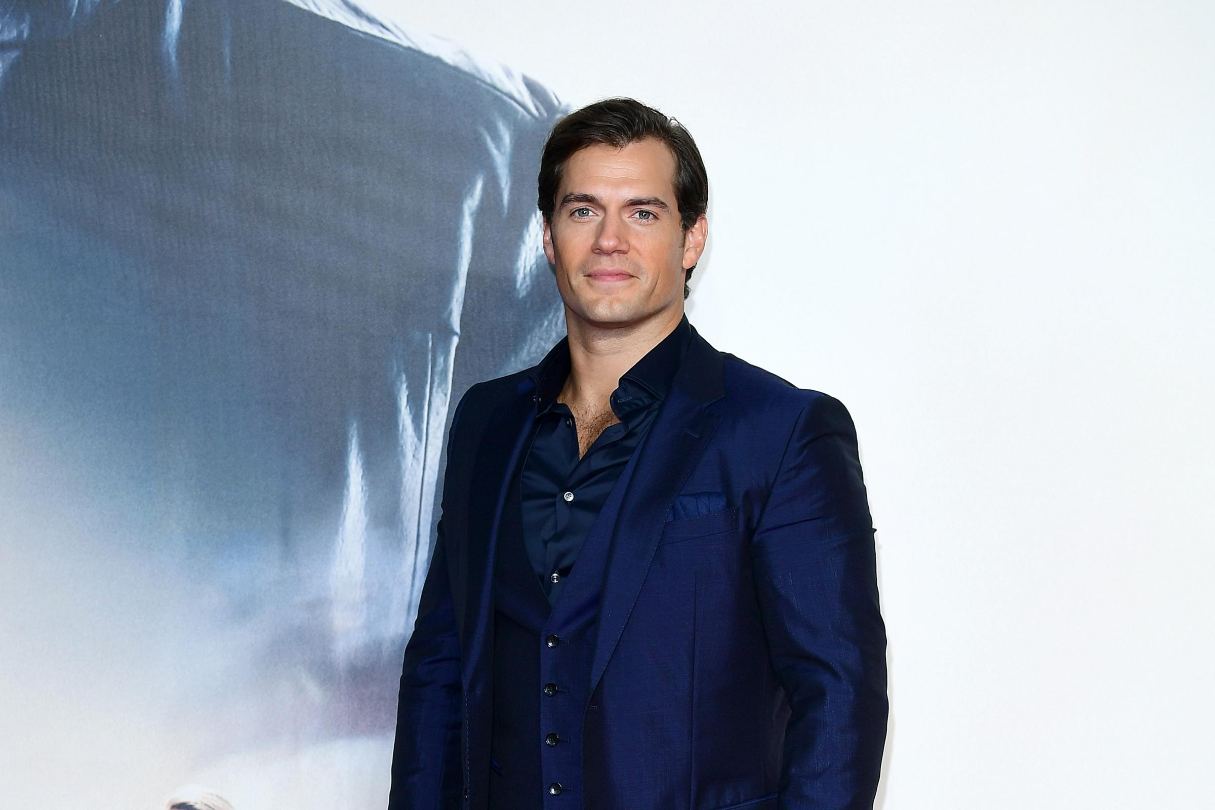 Netflix reveals first clip of Henry Cavill starring in The Witcher