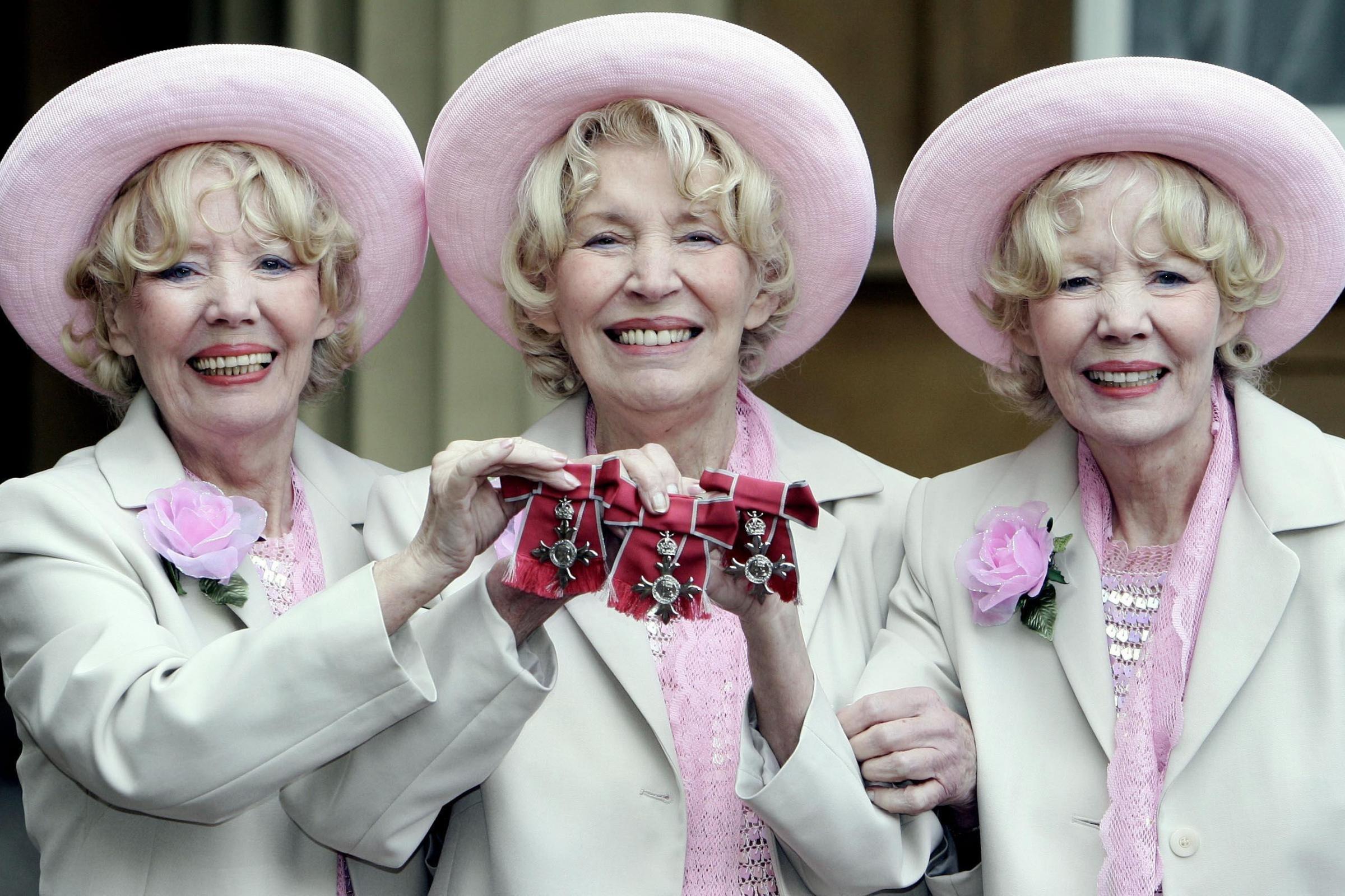 Babs Beverley of the Beverley Sisters dies aged 91