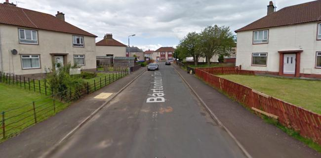 Man in serious condition after attempted murder in Kilwinning