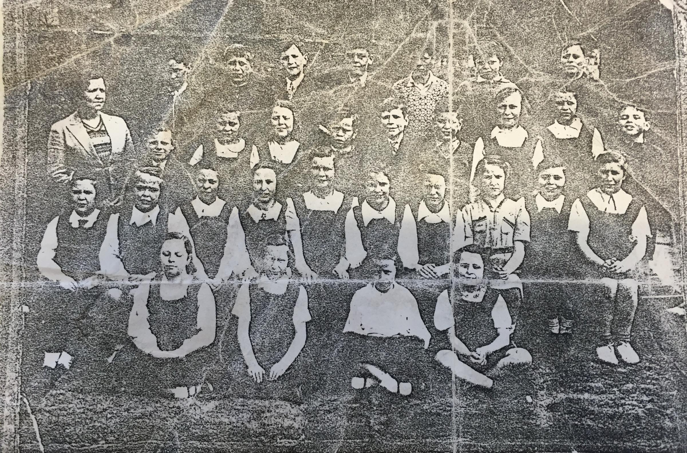 Heritage: Ardrossan Central School class of 1940