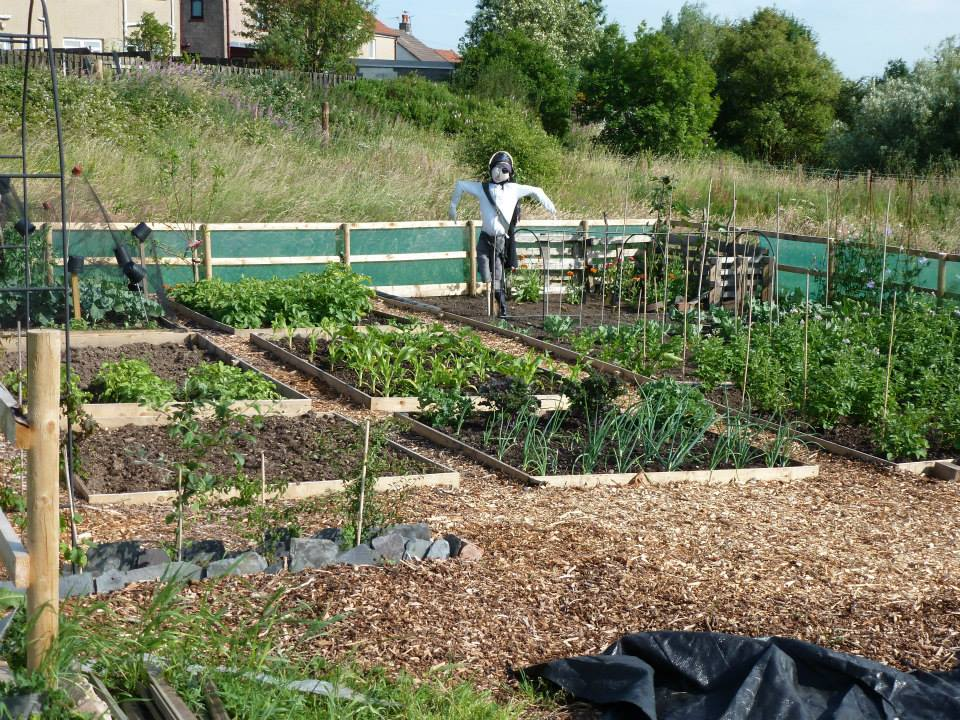 Gardeners in plot to secure Co-op fund