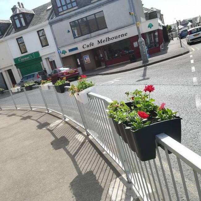 Plea to make Saltcoats 'blooming great' once again