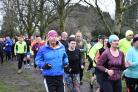 Fit Ayrshire Dads' Park Run a success