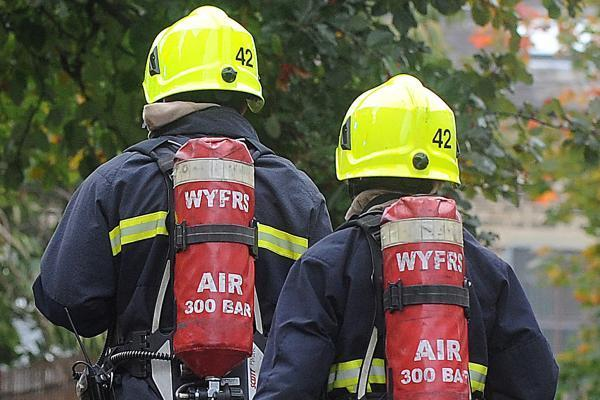 Shock figures show 217 blazes set in Ayrshire in two months
