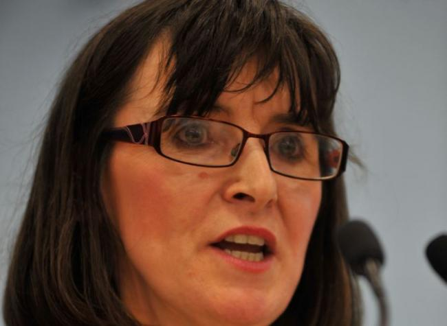 Patricia Gibson MP calls for eating disorders awareness