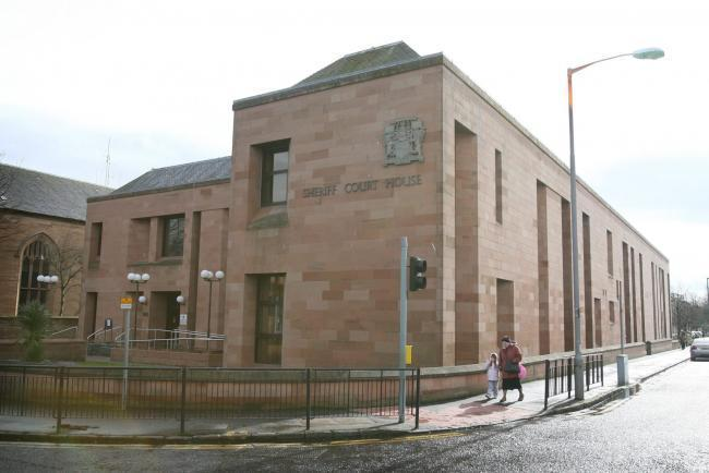 Saltcoats convicted sex offender bailed after allegedly breaching his order