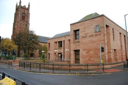 Man in court charged with assault to severe injury after Saltcoats incident