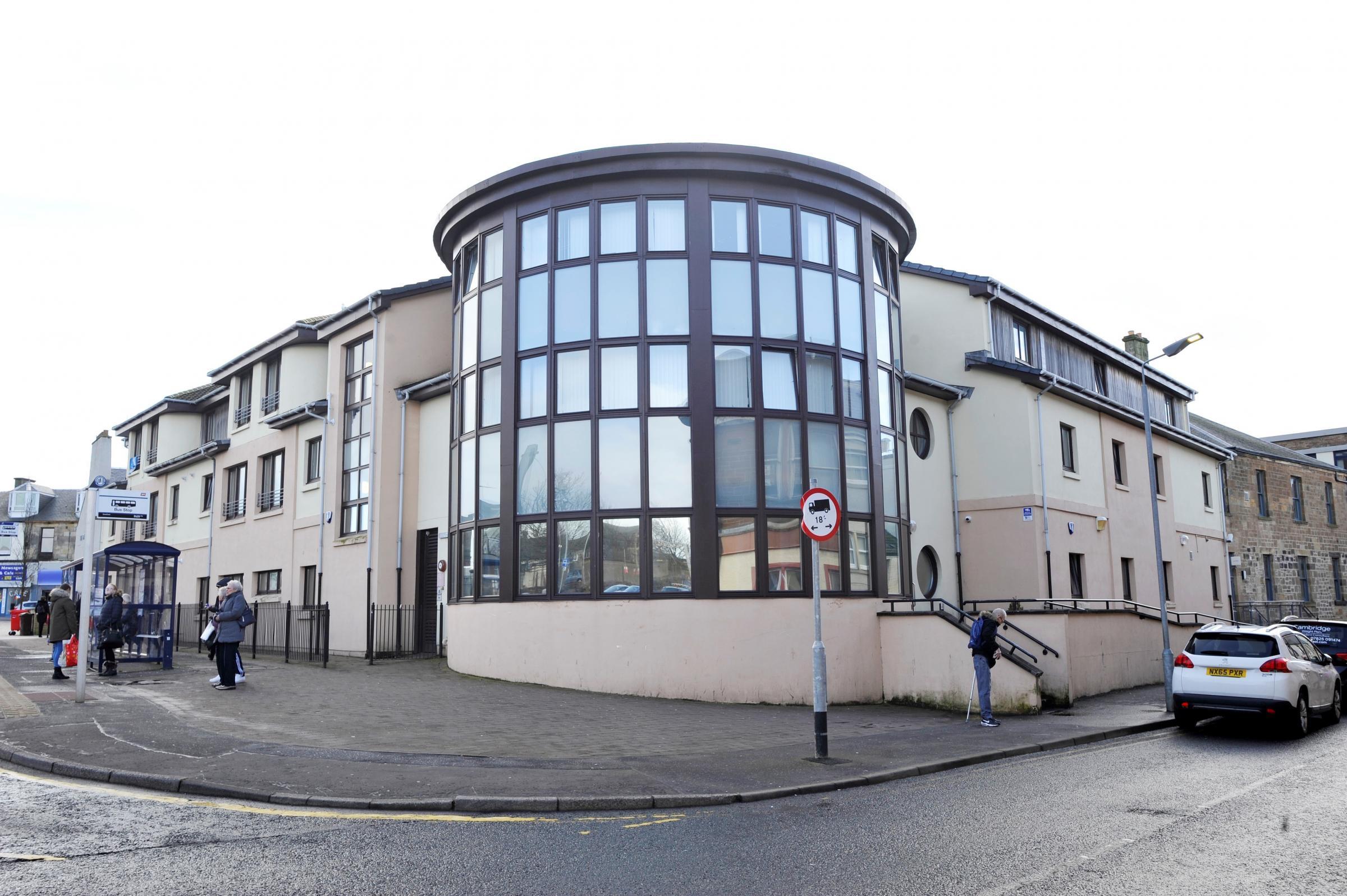 NAC announces Saltcoats homeless hostel closure