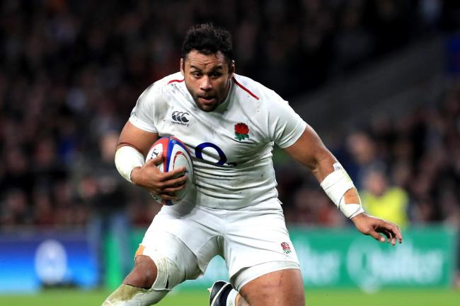 Billy Vunipola played in all five Six Nations fixtures for England