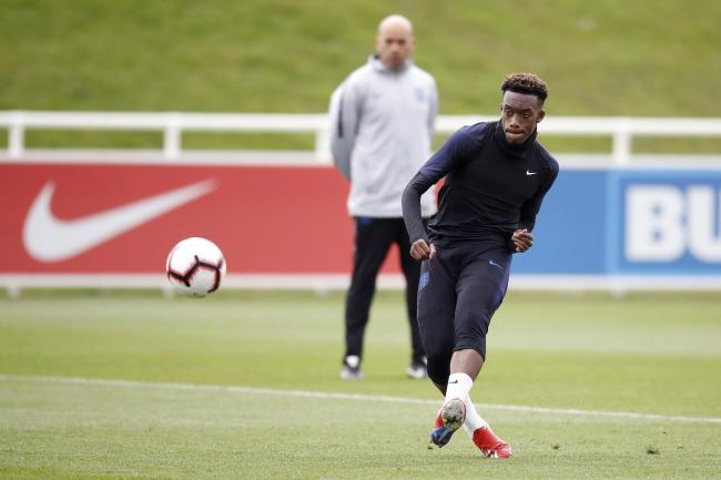 Callum Hudson-Odoi's inclusion has given England a boost, according to captain Harry Kane