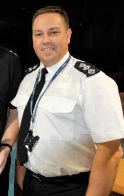 Chief Inspector Brian Shaw.