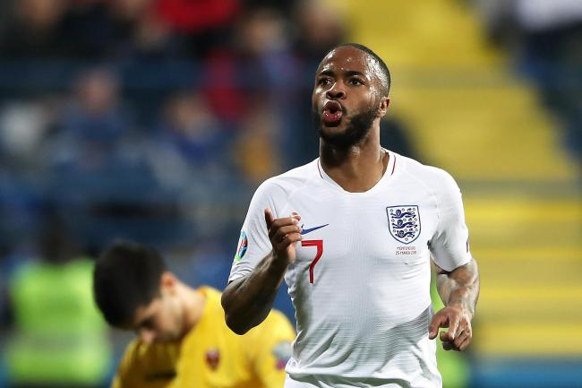 The rise of England forward Raheem Sterling  5c3bfb355