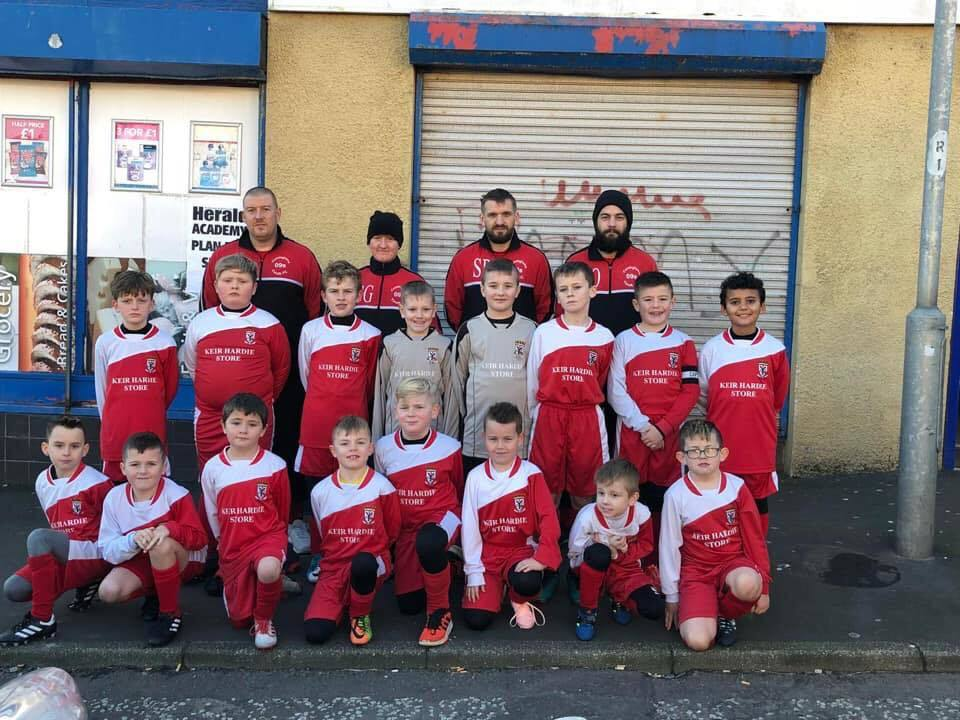 Cunninghame Youths 2009s