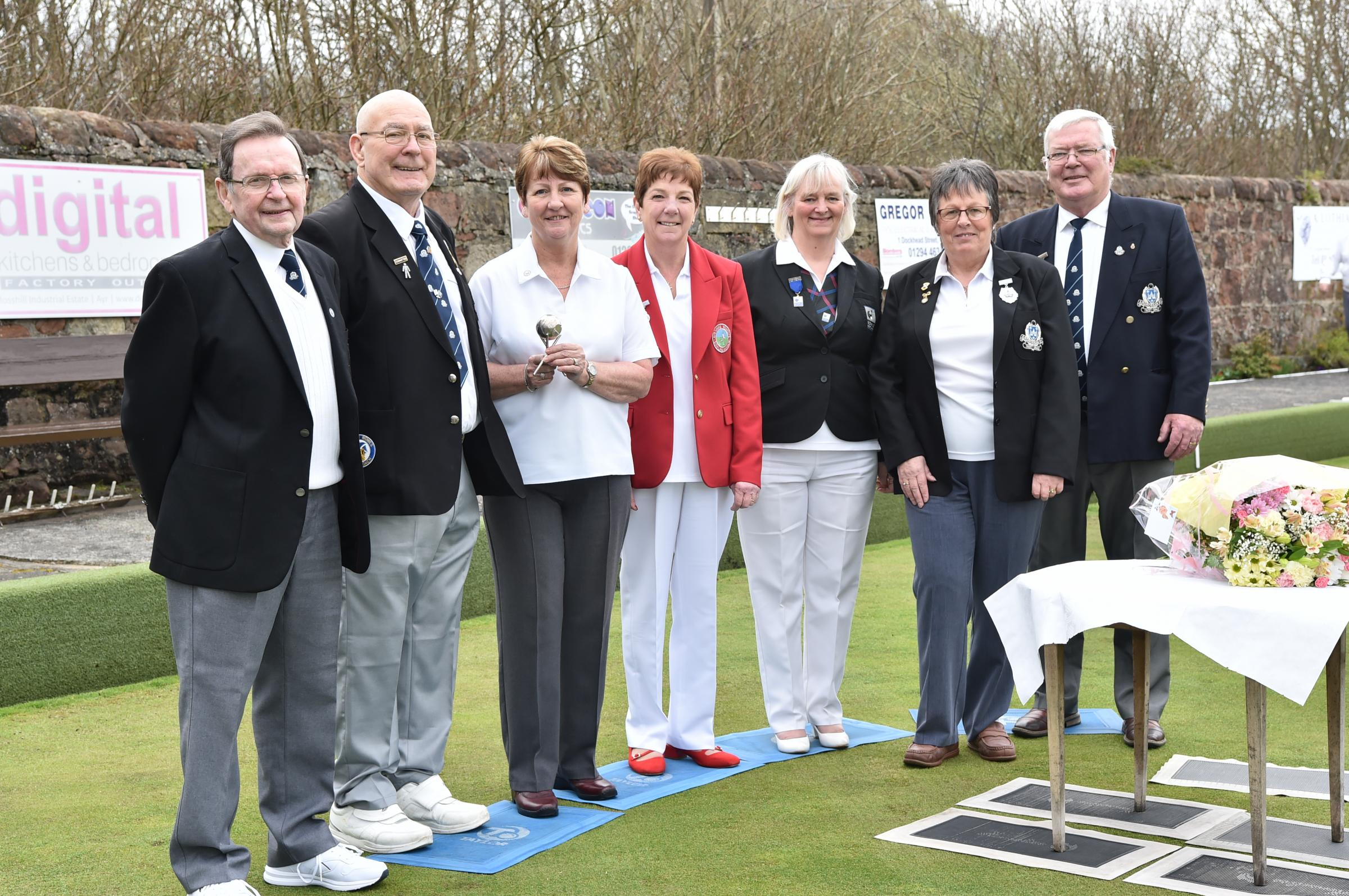 Ardrossan Outdoor Bowling Club opens new season for 2019