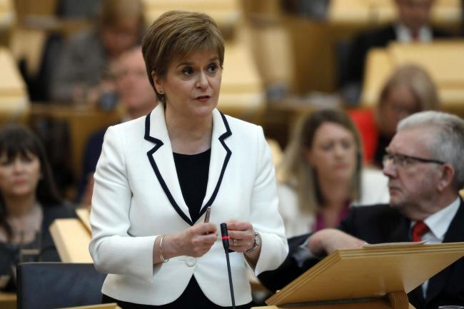 First Minister plans for second referendum by 2021 if Brexit goes ahead