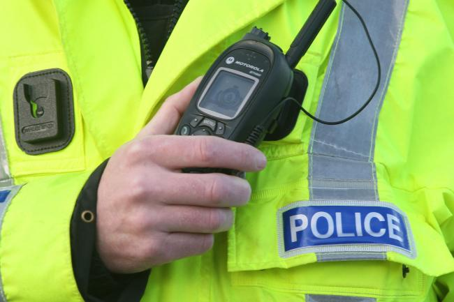 Man seriously injured after he is hit by a car near Dalry