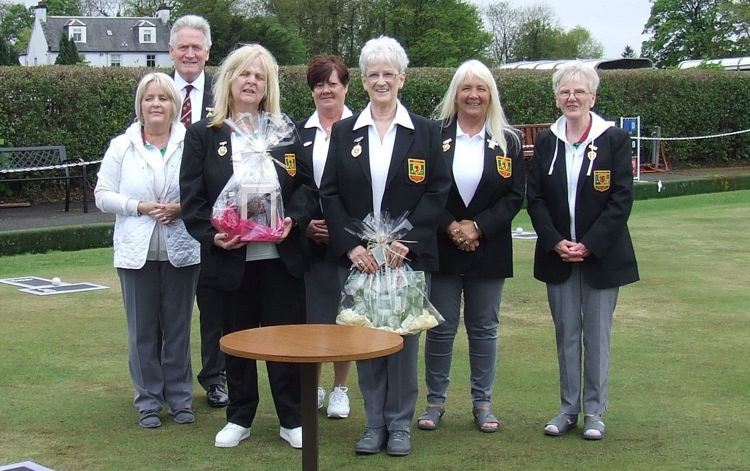 Beith ladies bowling starts for the new season