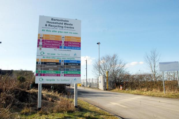 Recycling centre opening plans now revealed
