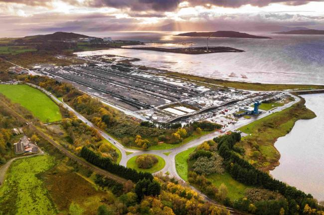 Hunterston plans could support up to 1,700 new jobs