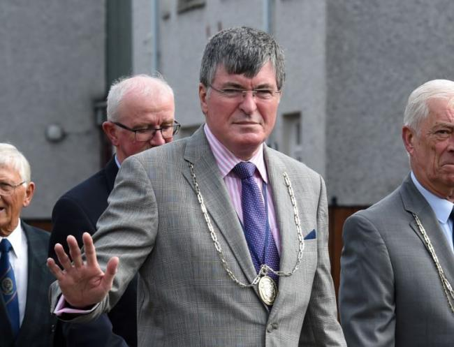 Central Ayrshire's former MP Brian Donohoe to recieve Knighthood