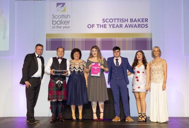 Irvine's Bakery of Beith wins Craft Baker of the Year for a second time