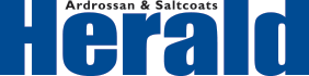 Ardrossan and Saltcoats Herald Logo